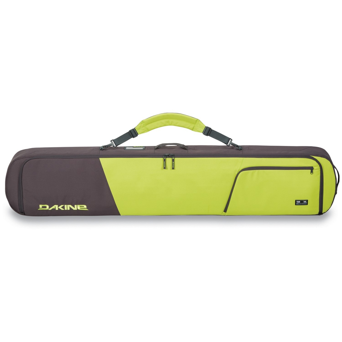 f909e7acb3fd Купить чехол для сноуборда DAKINE TOUR SNOWBOARD BAG 157 DARK CITRON ...